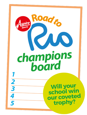 Aspire School Sports Workshops - Scoreboard
