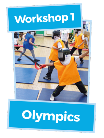 Aspire Road to Rio Olympics School Workshop